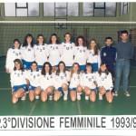 3^Div femm 93-94